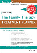 The Family Therapy Treatment Planner, with DSM-5 Updates, 2nd Edition