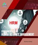 Fundamentals of Human Resource Management Book PDF