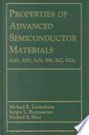 Properties Of Advanced Semiconductor Materials