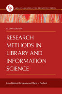 Research Methods in Library and Information Science, 6th Edition