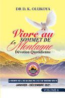 Pdf Vivre au Sommet de la Montagne Devotion Quotidienne: Volume 6 Telecharger