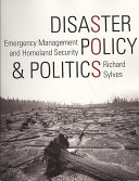 Disaster Policy and Politics
