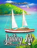 Sailing Life Coloring Book
