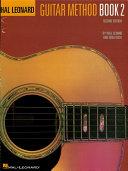 Hal Leonard Guitar Method Book 2