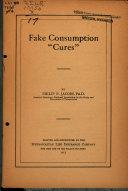 Fake Consumption