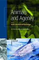 Animals and Agency