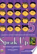 Speak Up 5 2007 Ed  Book