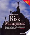 Rita Mulcahy's Risk Management Tricks of the Trade for Project Managers