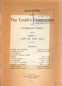 Selections From The Youth S Companion