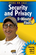 Pdf Geeks On Call Security and Privacy