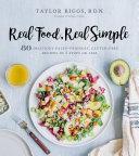 Real Food Real Simple PDF