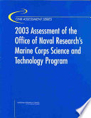 2003 Assessment of the Office of Naval Research's Marine Corps Science and Technology Program