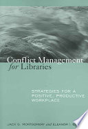 Conflict Management for Libraries