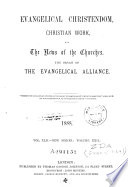 Evangelical Christendom Book