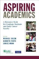 Aspiring Academics