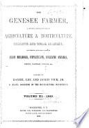 Genesee Farmer Book