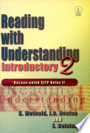 New Concept English READING WITH UNDERSTANDING, Introductory 2
