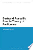 Bertrand Russell s Bundle Theory of Particulars Book PDF
