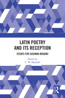Latin Poetry and Its Reception