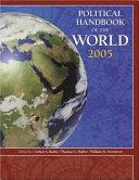 Political Handbook Of Theworld 2005 2006
