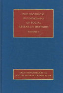 Philosophical Foundations of Social Research Methods