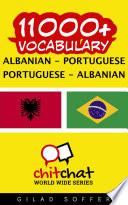 11000+ Albanian - Portuguese Portuguese - Albanian Vocabulary