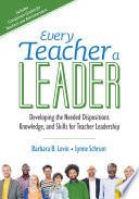 Every Teacher A Leader