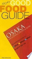 Osaka Including Kyoto Kobe