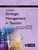 Pdf Strategic Management in Tourism, 3rd Edition. CABI Tourism Texts Telecharger