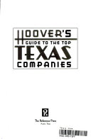 Hoover s Guide to the Top Texas Companies