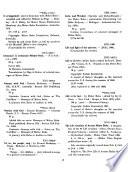 Avatar Meher Baba Bibliography