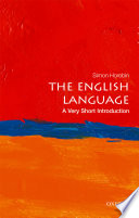 The English Language A Very Short Introduction