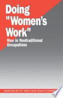 Doing 'Women's Work'