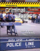 INTRODUCTION TO CRIMINAL JUSTICE Book