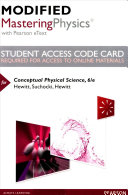 Conceptual Physical Science Modified MasteringPhysics With Pearson EText Access Code