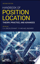 """""""Handbook of Position Location: Theory, Practice, and Advances"""" by Reza Zekavat, R. Michael Buehrer"""