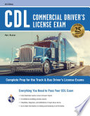 CDL   Commercial Driver s License Exam  6th Ed