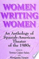 Women Writing Women