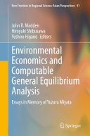 Environmental Economics and Computable General Equilibrium Analysis
