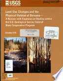 Land-use Changes and the Physical Habitat of Streams