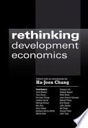 Rethinking Development Economics Book