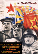 Selected Readings in the History of Soviet Operational Art Pdf/ePub eBook