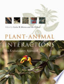 Plant Animal Interactions Book