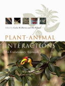 Plant Animal Interactions Pdf