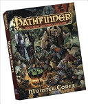 Pathfinder Roleplaying Game  Monster Codex Pocket Edition
