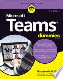 Microsoft Teams For Dummies