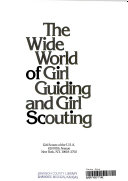 Wide World Of Girl Guiding And Girl Scouting