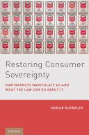 Restoring Consumer Sovereignty
