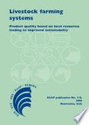 Livestock Farming Systems Book PDF