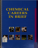 Chemical Careers in Brief Book